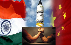 China and India in Fighting Ring over Agni V-708455
